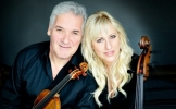 PINCHAS ZUKERMAN AND AMANDA FORSYTH